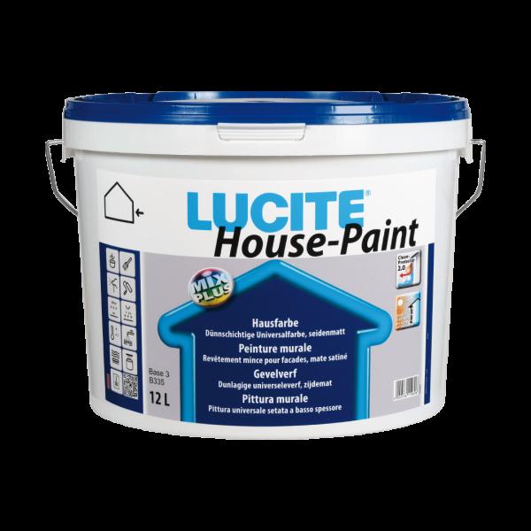 Lucite House Paint